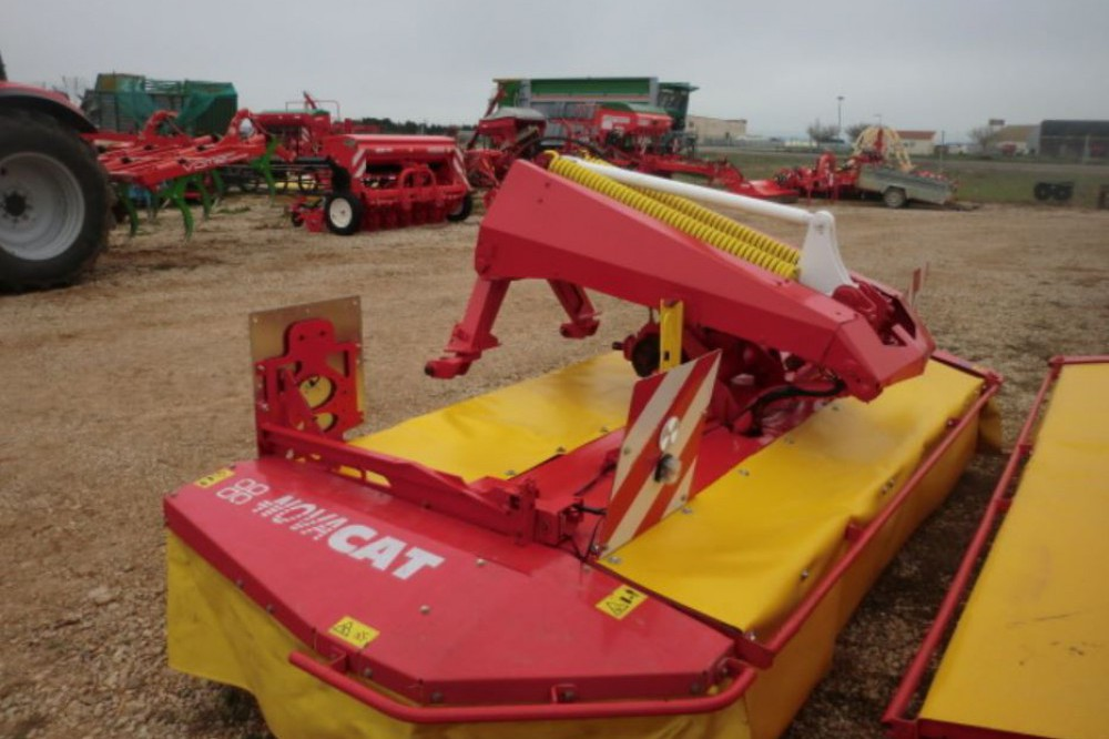 Segadora frontal usada Pottinger A-M-P Sprayers