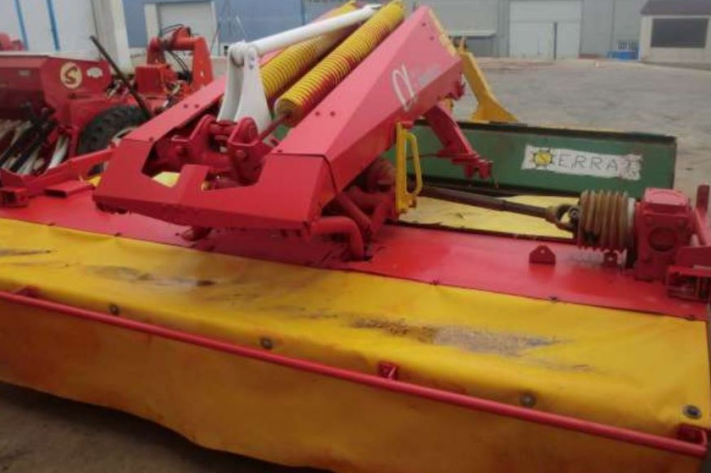 Segadora frontal Pottinger 306 Pöttinger