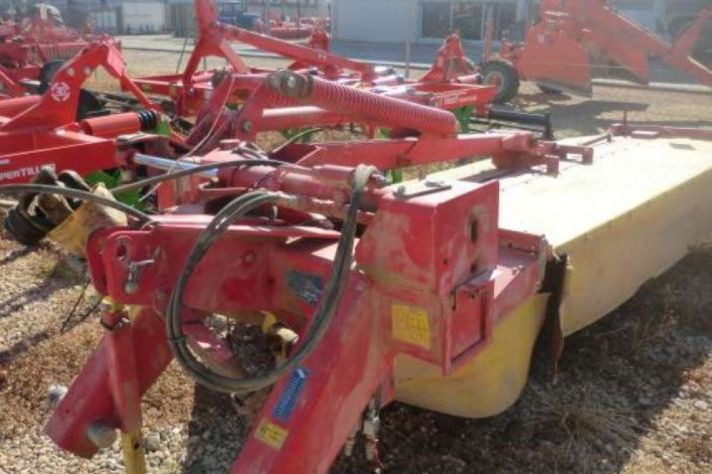 Segadora Pottinger Novacat 350 Pöttinger