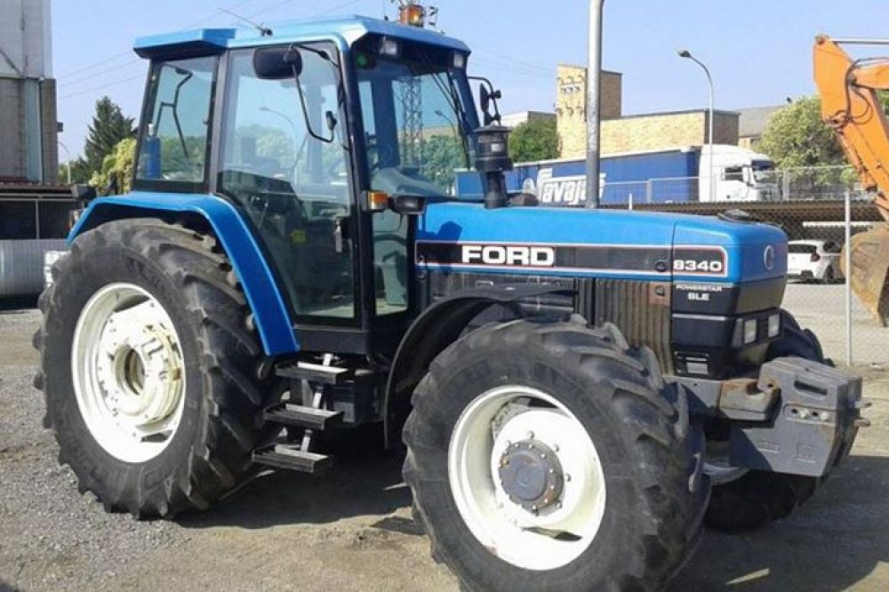 New Holland 8340 Power Star SLE