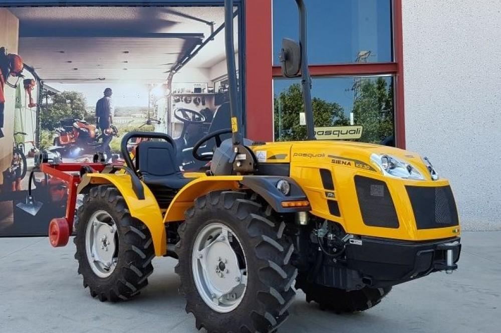 Venta de tractores agronomis compra venta de maquinaria agr cola - Pasquali espana ...