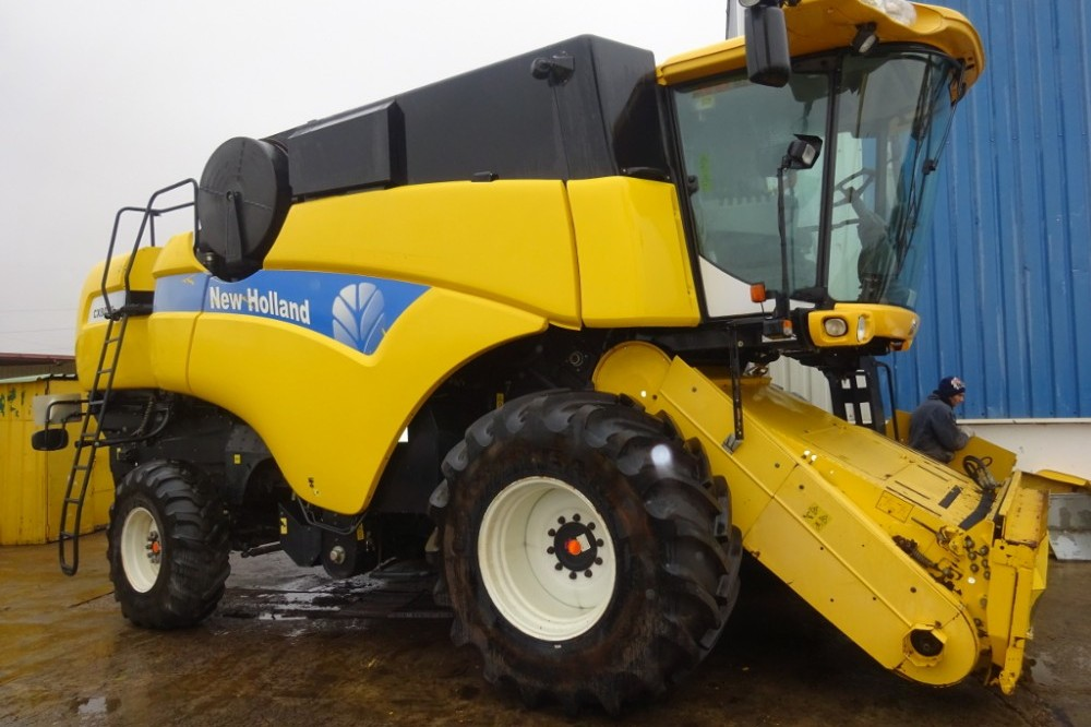 New Holland CX8070 SL