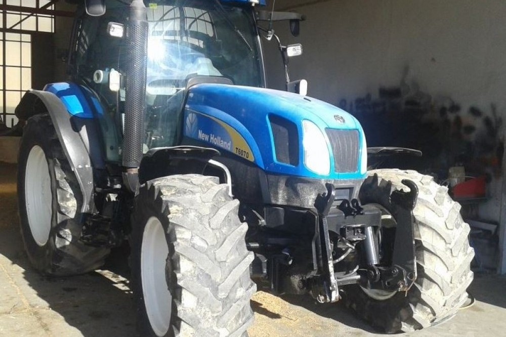 Tractor New Holland TS135A New holland
