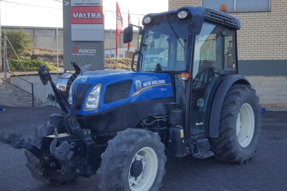 New Holland T4040 N New holland