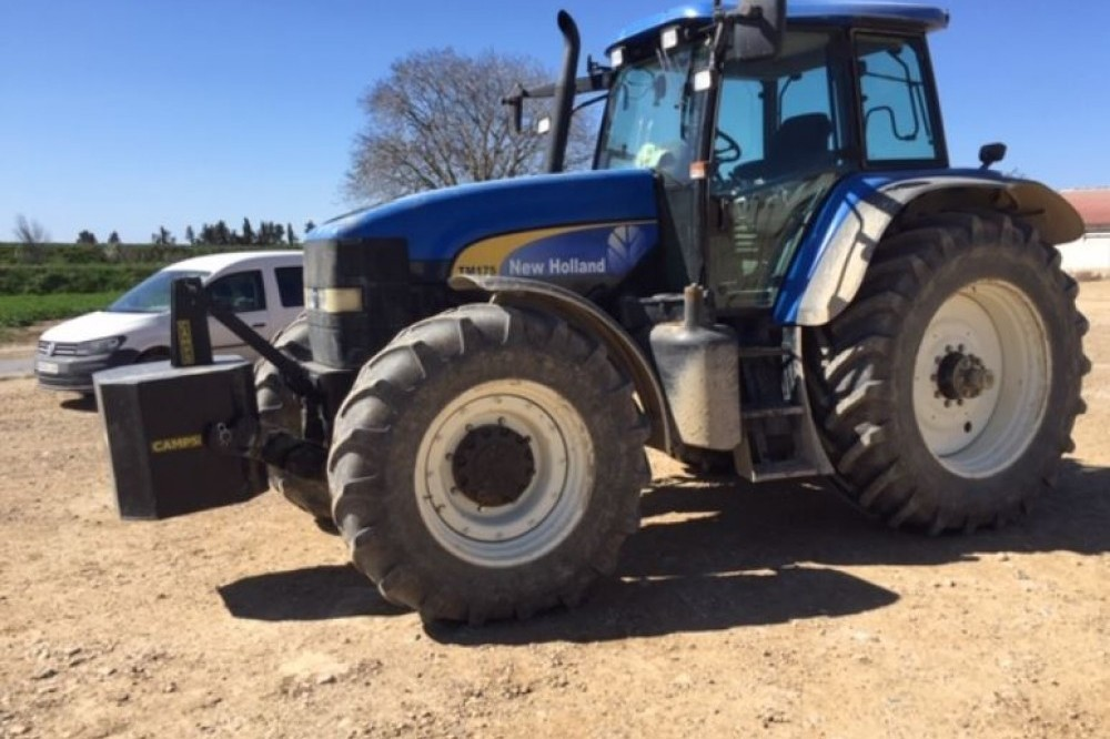 New Holland TM 175 New holland