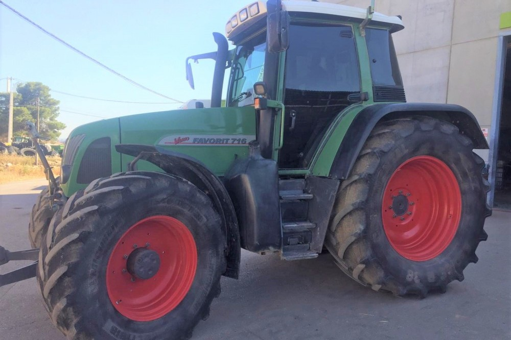 Fendt Favorit 716 Fendt