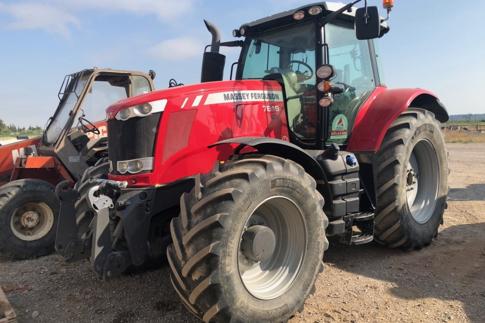 Massey Ferguson 7619 DYNA6 EXCLUSIVE