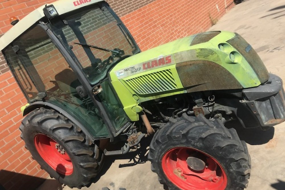 Claas Nectis 247 Claas