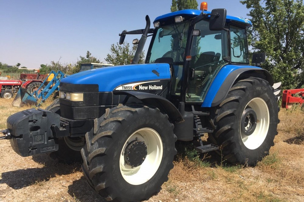 Tractor New Holland TM155 New holland