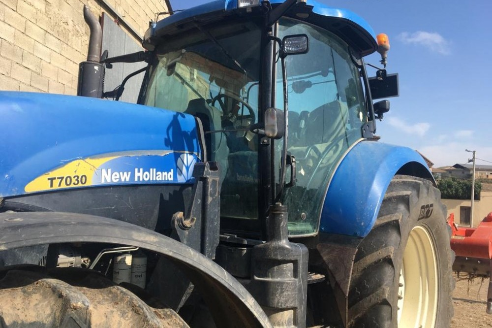 New Holland T7030 New holland