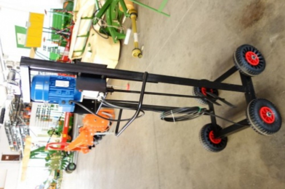 Batidor Agitador Purin Electrico  A-M-P Sprayers
