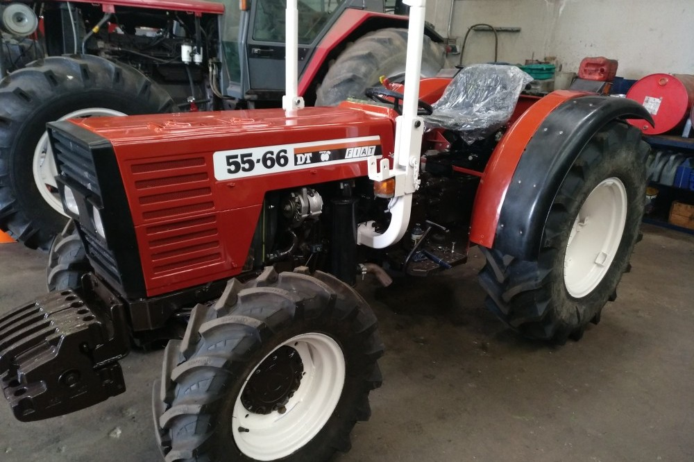 TRACTOR FIAT 55-66 DT