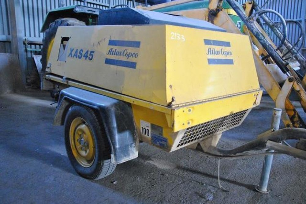 Compresor Atlas Copco