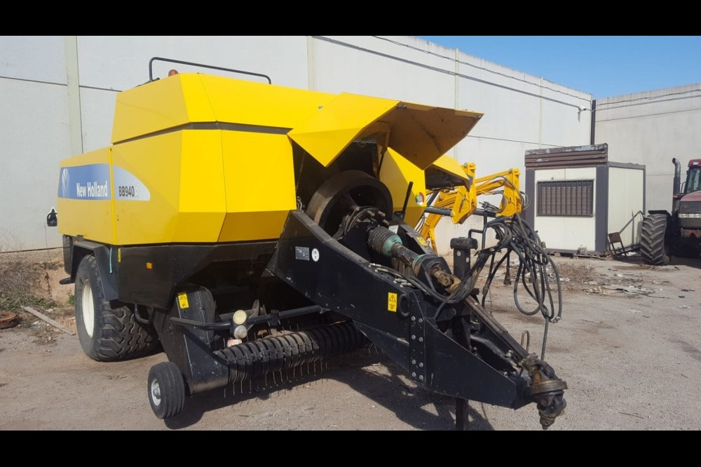 New Holland BB940A New holland