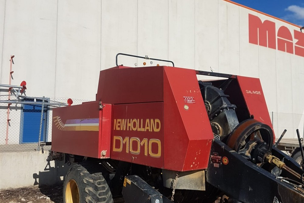 Empacadora New Holland D1010 SILAGE New holland
