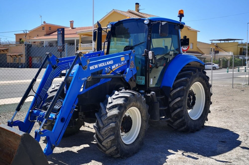 New Holland T5 105 New holland