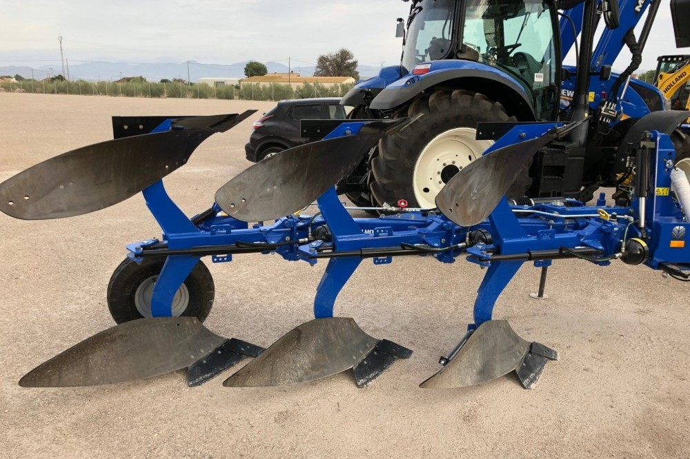 New Holland PMVH-3 reversible New holland