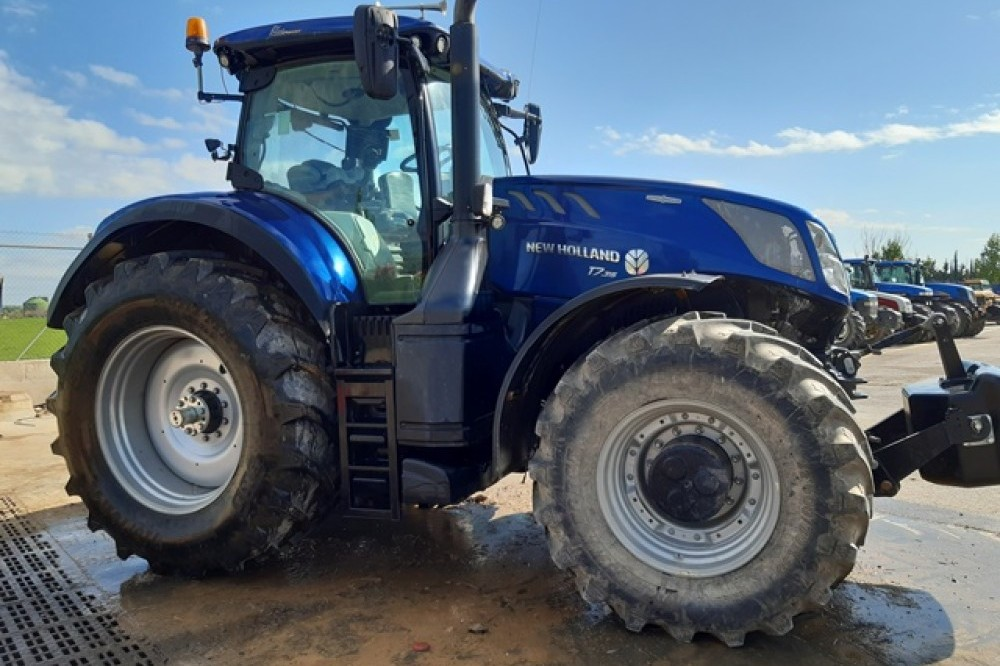 New Holland T7.315 New holland