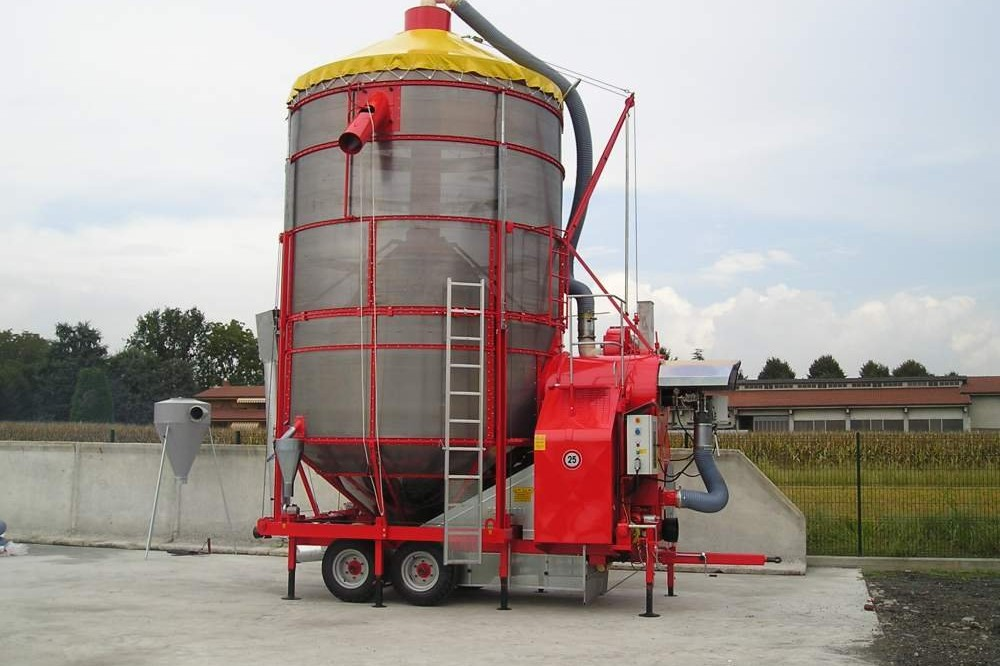Secadero Pedrotti Large 270 Tech Spec  A-M-P Sprayers