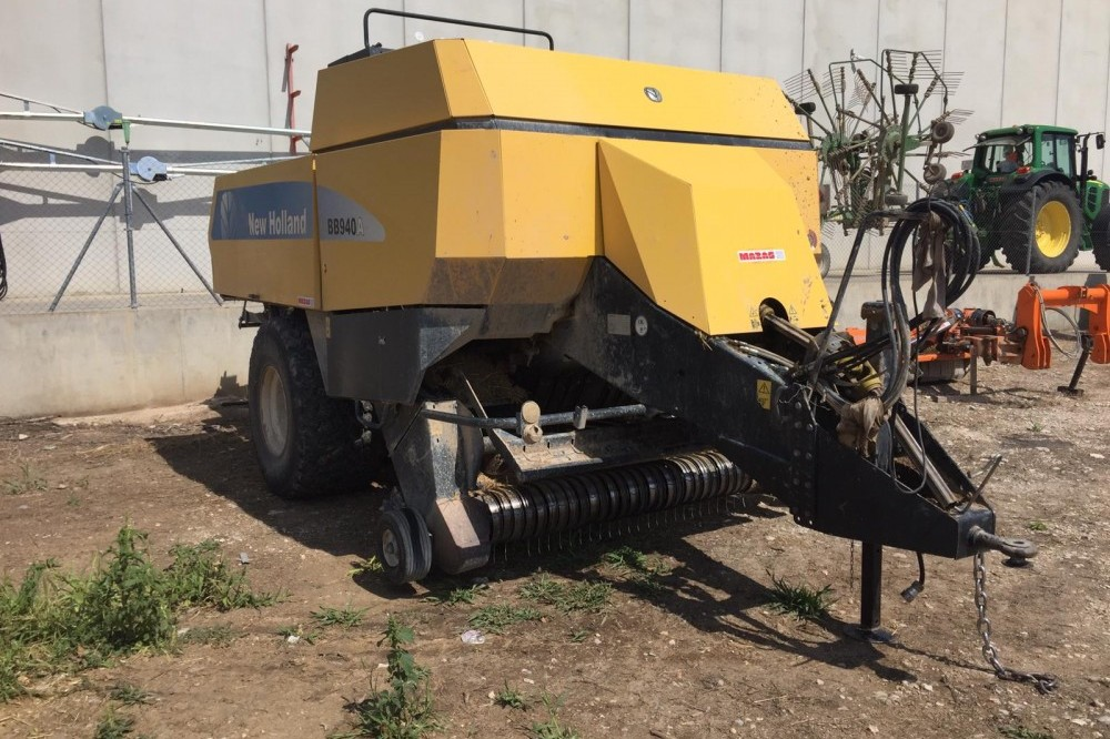 Empacadora New Holland BB940A New holland