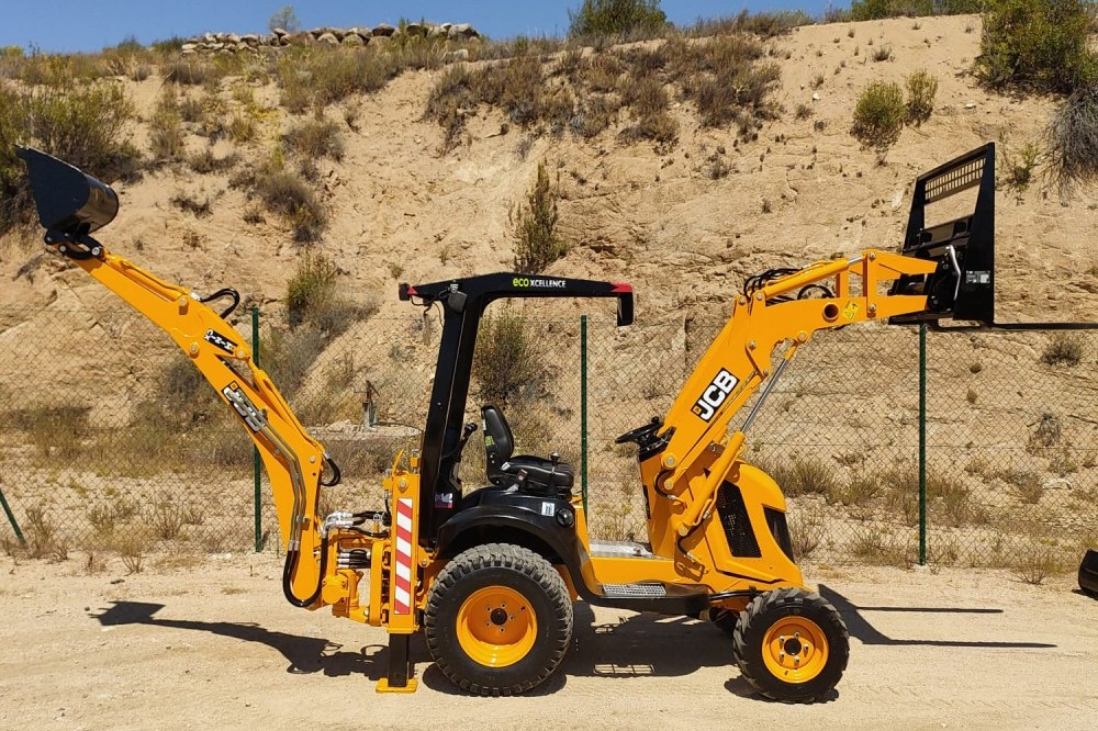 JCB MINI CX JCB