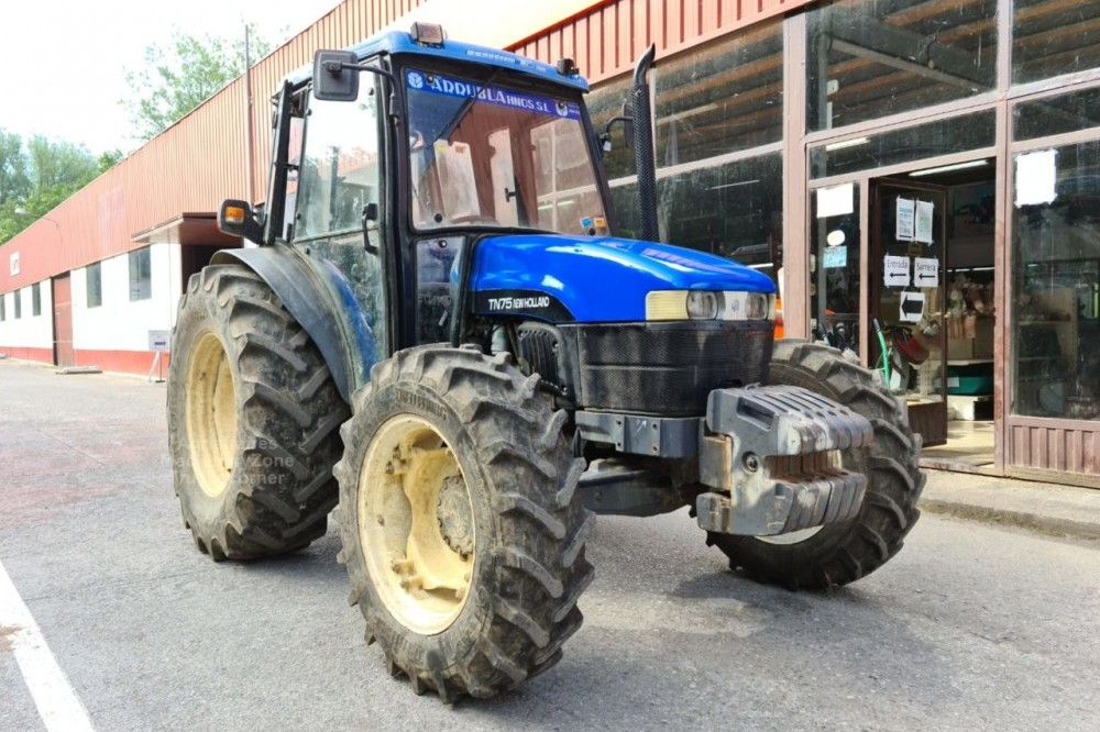 New Holland 75 TNT