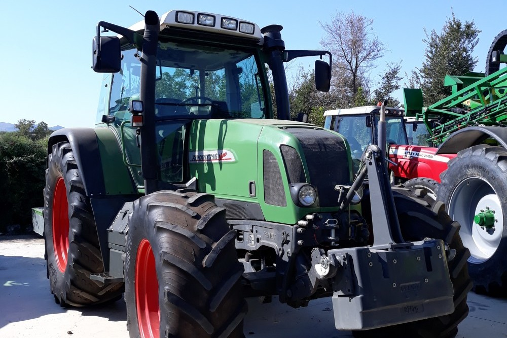 Fendt 716 Vario Favorit