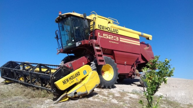New Holland L523 Integrale