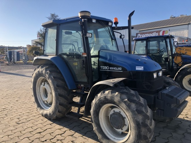 NEW HOLLAND TS 90 New holland