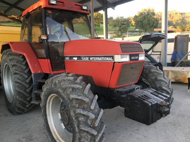 TRACTOR CASE 5130 Case