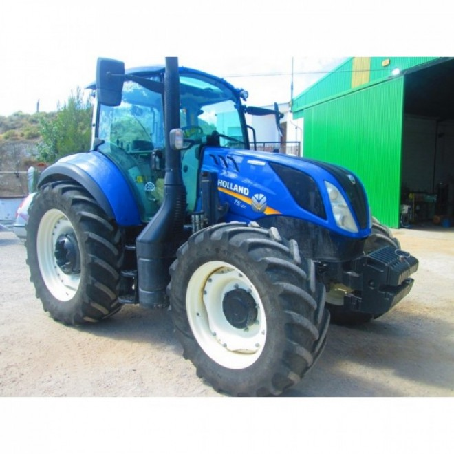 TRACTOR NEW HOLLAND T5 120 New holland