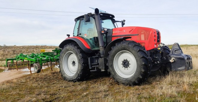 Deutz farh same iron³ 220 dcr