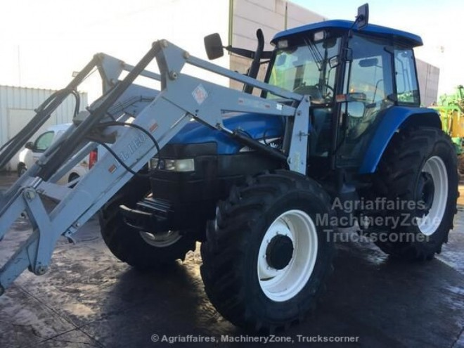 New Holland TM 130 New holland