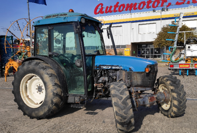 NEW HOLLAND TN-90F
