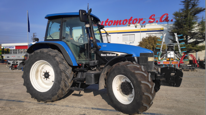 NEW HOLLAND TM155 New holland