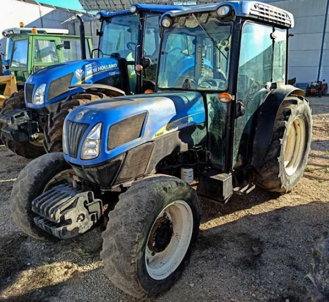 NEW HOLLAND T4050F CABINA New holland