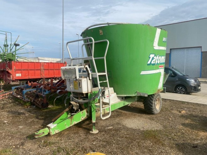 Unifeed Tatoma MV-12 Tatoma