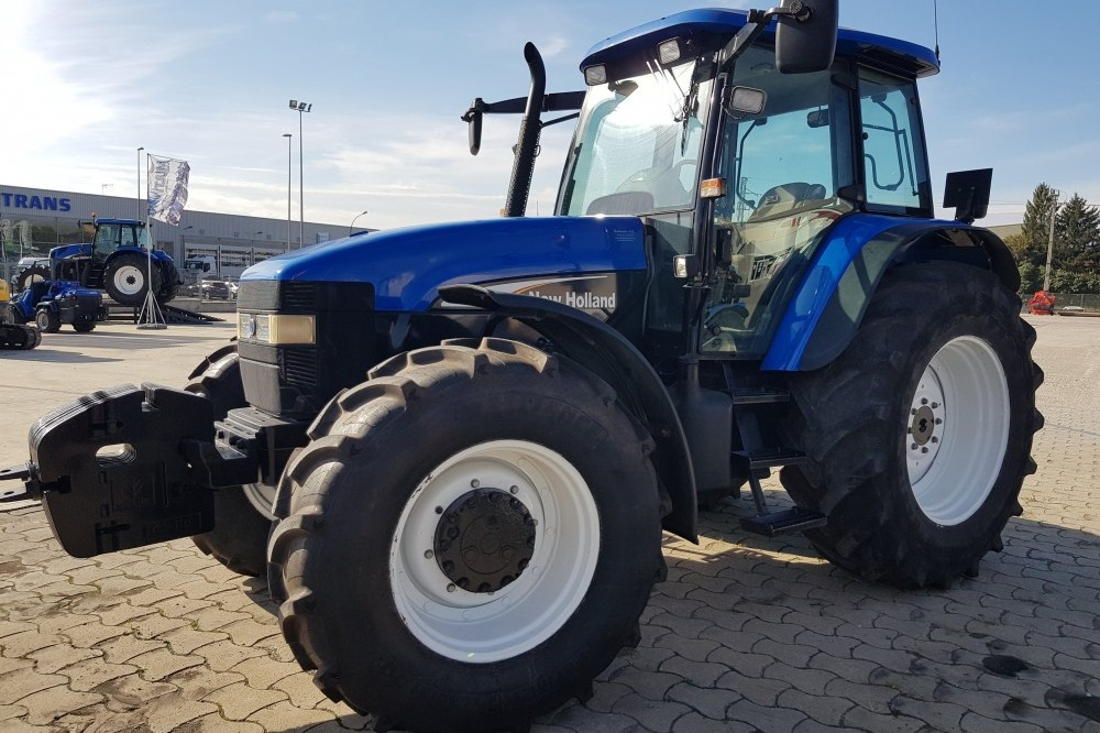 New Holland TM 155 New holland