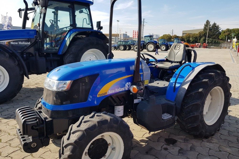New Holland TD4040F New holland