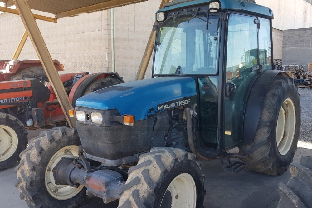New Holland TN 90F New holland