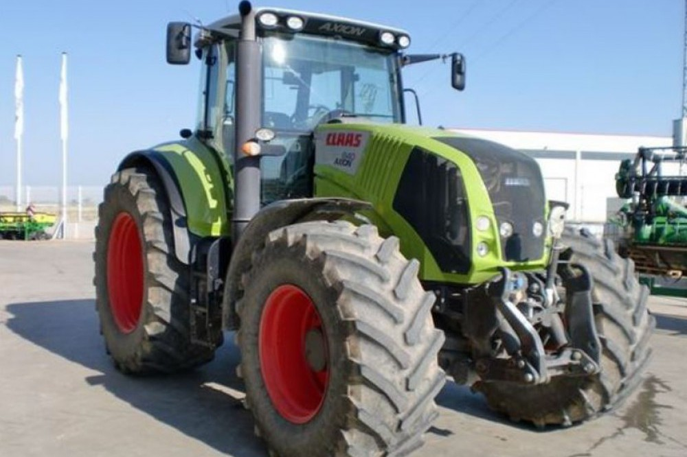 Claas AXION 840 CMATIC Claas
